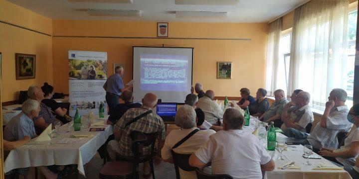 Predavanje za starije osobe